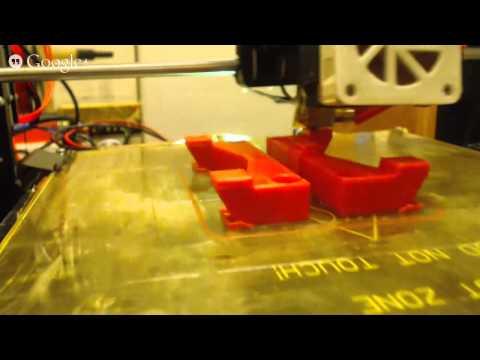 Reprap Prusa i3 Rework print Smartrap Again 02