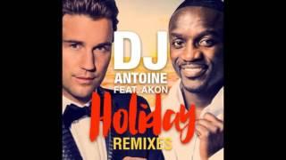 Video DJ Antoine feat. Akon - Holiday (Alien Cut Remix) download MP3, 3GP, MP4, WEBM, AVI, FLV Agustus 2018