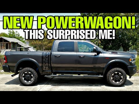 NEW RAM POWERWAGON! Worth $70,000? Find Out!