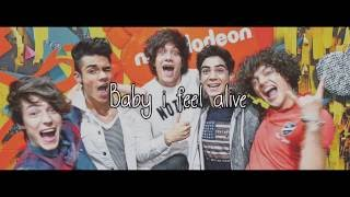 CD9 - I Feel Alive (English Version) (Letra) HD