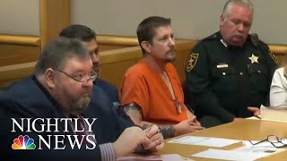 Florida 'Stand Your Ground' Shooter Breaks Silence   NBC Nightly News