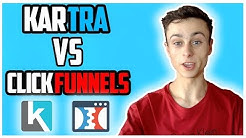 Kartra vs ClickFunnels: The ULTIMATE Review! (No Fluff)