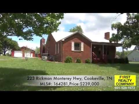 Kathy Dunn -First Realty Co. - 223 Rickman Monterey HWY, Cookeville, TN 38506