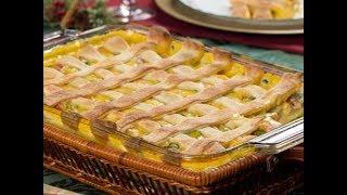 Hearty Ham Pie