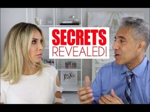 SECRETS FOR YOUNGER SKIN with Cosmetic Chemist & Pharmacist Ben Fuchs
