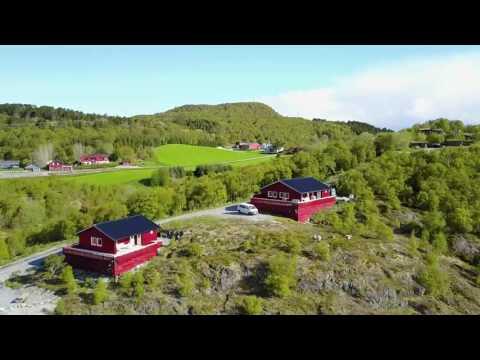 Klaudia & Mario , Norwegen 2017 Insel Leka Camping Nord Trondelag Angeln Fishing Wohnmobilstellplatz