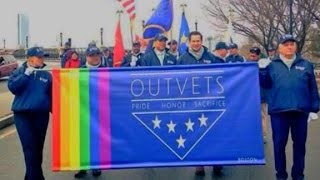 Gay veterans group says it's not allowed in parade