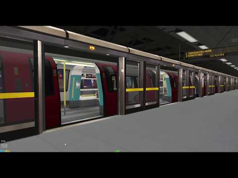 Repeat BVE Jubilee Line by RailCrafter - You2Repeat