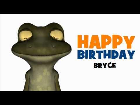 hqdefault happy birthday bryce youtube