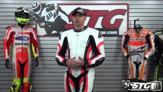 RST Pro Series CPX-C Suit Review from Sportbiketrackgear.com