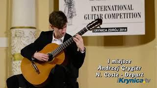 XVII Międzynarodowy Konkurs Gitarowy im. Cz.Droździewicza *r*