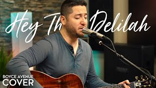 Hey There Delilah  - Plain White T's (Boyce Avenue acoustic cover) on Spotify & Apple