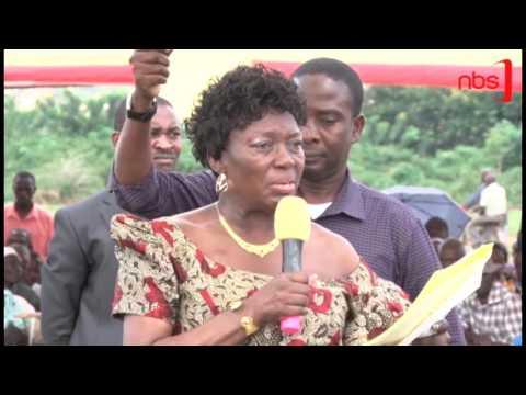 Kadaga Decries Elderly Fund