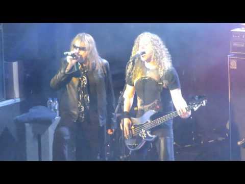 Dokken Into The Fire Live @ Rockingham UK 25th October 2015