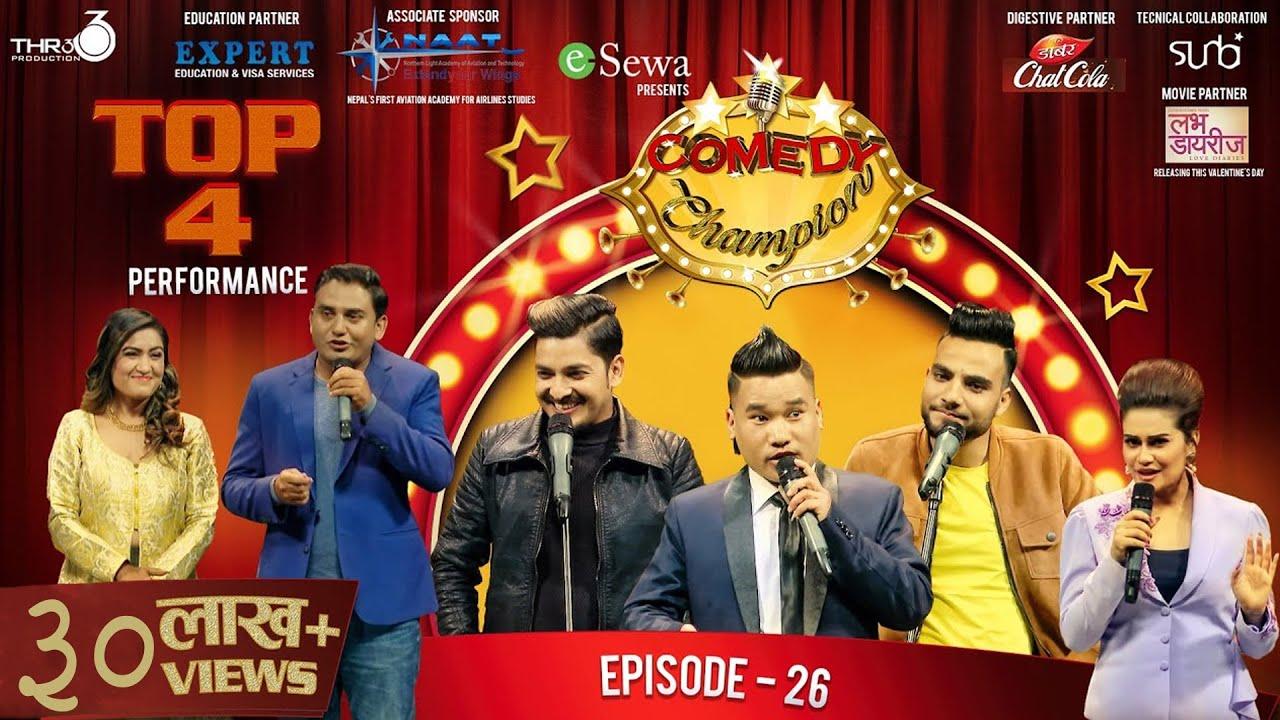 Comedy Champion - Episode 26