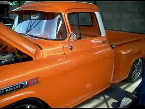 Chevy Trucks 1958 Youtube
