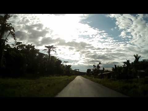 Jayapura to Sarmi, Papua Province(24) パプア州のジャヤプラからサルミへ