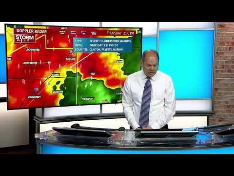 Tornado warning canceled