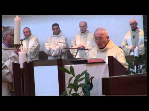Monastère de Belloc : journée vocations 2014