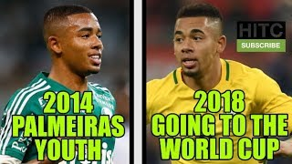 Brazil's 2018 World Cup Squad: Where Were They 4 Years Ago?