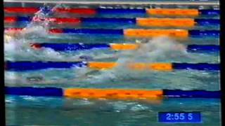 1998 World Swimming Championships - Mens 4x200m Freestyle