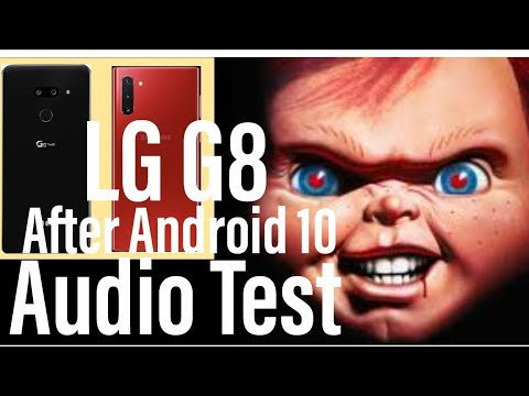 LG G8 Audio Problems After Android 10 Update | IS IT REALLY BAD ?? |Test With Note 10