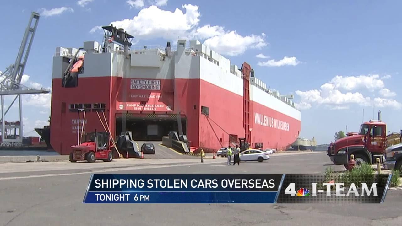How to ship cars overseas