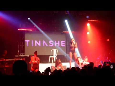 Tinashe Performs Touch Pass mp3