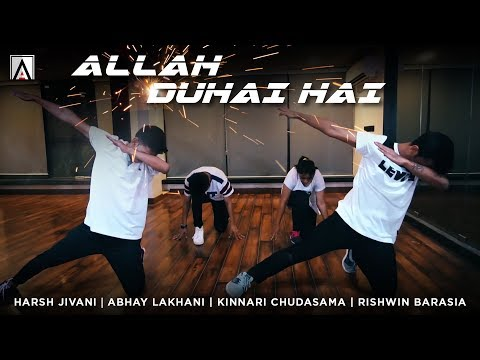 Allah Duhai Hai | Race 3 | Dance Video | Amit Mishra, Raja Kumari | Aaren Entertainment