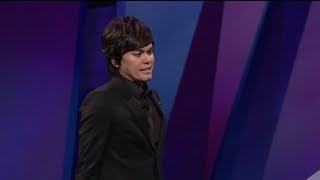 Joseph Prince -  Feed On God