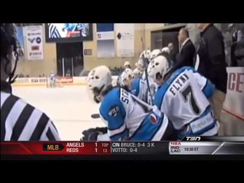 Top 10 - Hockey Coaches Gone Wild