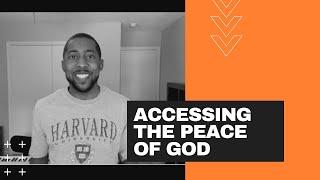 The Peace of God (Philippians 4:6-7) - Pastor Corey Butler