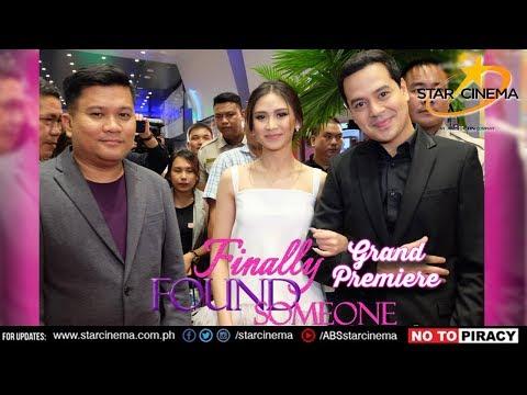 'Finally Found Someone' Grand Premiere