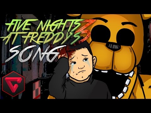 FIVE NIGHTS AT FREDDY'S 3 SONG By iTownGamePlay (Canción)