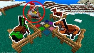 10 РАЗЛИЧИЙ МЕЖДУ MCPE И ОБЫЧНЫМ МАЙНКРАФТОМ ( Minecraft Pocket Edition )