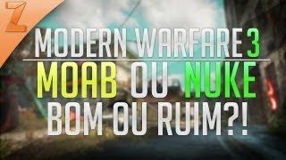 MOAB OU NUKE NO BLACK OPS 2 ! BOM OU RUIM ?!