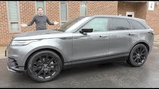 The ,000 Range Rover Velar Is the Coolest Range Rover Ever