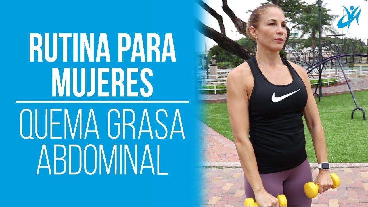 Dieta fitness mujer perder grasa abdominal