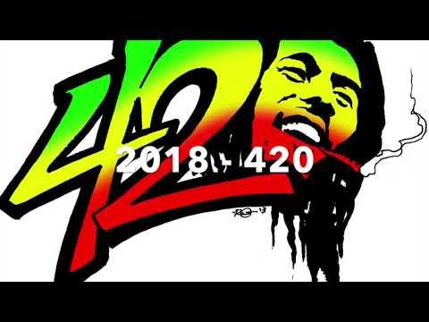 BOB MARLEY 2018  420 SONG FT QUACE & SWISHASUPREME ALL NATION