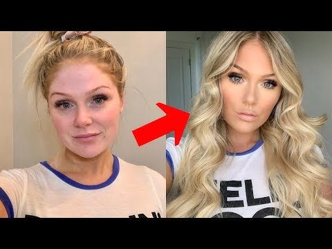 10 MINUTE EVERYDAY MAKEUP TRANSFORMATION | USING ONLY DRUGSTORE MAKEUP thumbnail