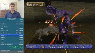 Legend of Legaia - any% NG+ speedrun in 4:27:27