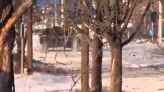Новые видео боя за Донецкий аэропорт Война в Украине