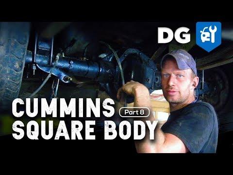 '85 Dodge RAM CC W350 Dually 5.9 Cummins 12v Diesel Swap [EP8]