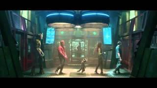 «Стражи Галактики»  Знакомимся с героями  Грут   Вин Дизель
