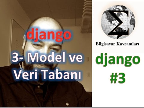Django 3 - Model (Python 8. Video)