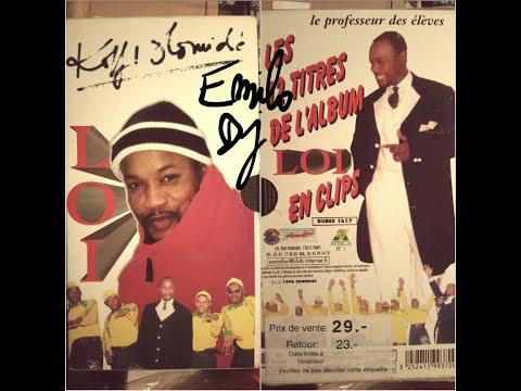 (Intégralité) Koffi Olomide & Quartier Latin - 12 Clips Loi + Remix 1998 K7 HD