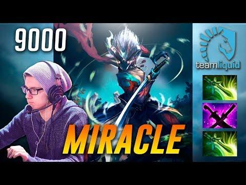 Miracle Juggernaut   9000 MMR Dota 2