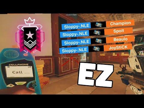Download CHAMPION RANKED, BUT IT'S EZ   Crimson Heist Ranked Gameplay     ► Sloppy-.NLE