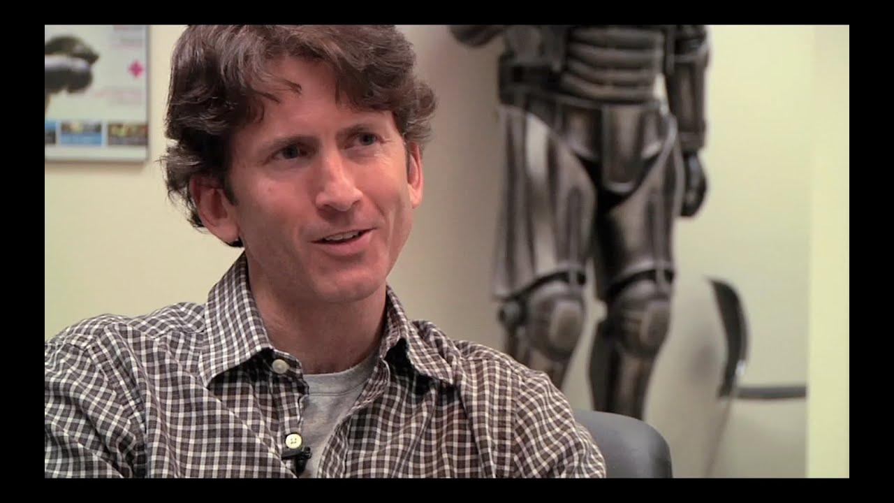 Download Bethesda's Todd Howard on the Evolution of The Elder Scrolls Series