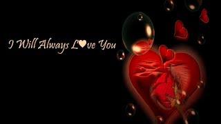 I Will Always Love You ❤❤ Christian Bautista